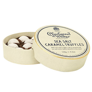 Charbonnel et Walker Sea Salt Caramel Truffles (120g)