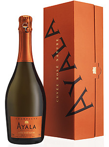 Ayala Cuvee Rose Nature (Zero Dosage) NV 75cl