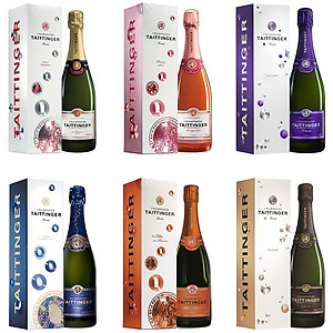 Taittinger Special Mixed Case (6 x 75cl)