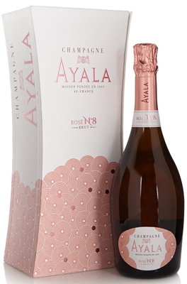 Ayala Rose No.8 75cl
