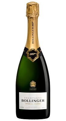 Bollinger Special Cuvee NV 75cl - 007 Limited Edition
