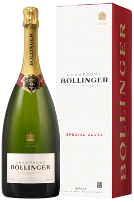 Bollinger Special Cuvee NV Magnum (1.5 ltr) in Gift Box