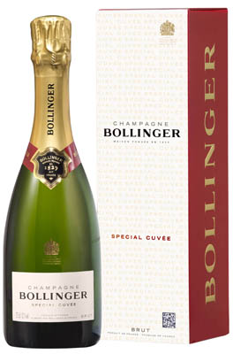 Bollinger Special Cuvee NV 37.5cl in Gift Box (half bottle)
