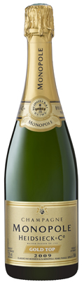 Heidsieck & Co. Monopole Gold Top 2009 75cl