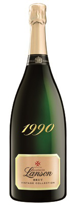 Lanson Vintage Collection - 1990 Magnum (1.5 ltr)