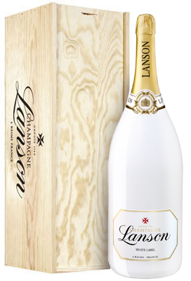 Lanson White Label NV Methuselah (6 ltr)