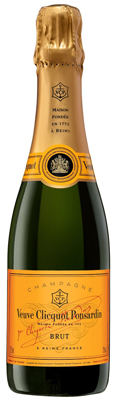 Veuve Clicquot Brut NV 37.5cl (half bottle)