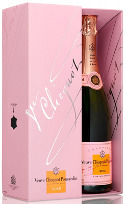 Veuve Clicquot Rose NV Magnum (1.5 ltr) in Veuve Box