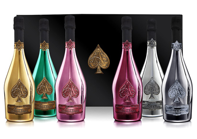 Armand de Brignac La Collection (6 x 75cl)
