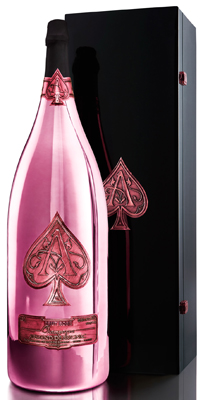 Armand de Brignac Rose NV Nebuchadnezzar (15 ltr) in AdB Box