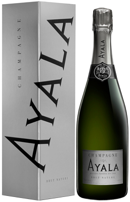 Ayala Brut Nature (Zero Dosage) NV 75cl