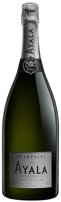 Ayala Brut Nature (Zero Dosage) NV Magnum (1.5 ltr)