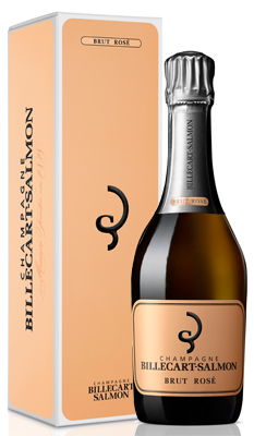 Billecart-Salmon Brut Rose NV 37.5cl in Gift Box (half bottle)