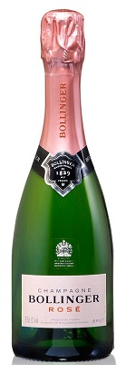 Bollinger Rose NV 37.5cl (half bottle)
