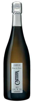 Cattier Blanc de Noirs NV 75cl