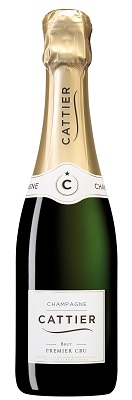 Cattier Brut Premier Cru NV 37.5cl (half bottle)