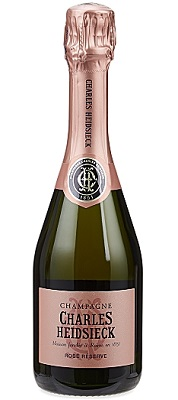 Charles Heidsieck Rose Reserve NV 37.5cl (half bottle)