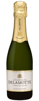 Delamotte Blanc de Blancs NV 37.5cl (half bottle)