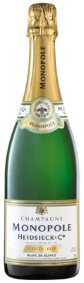 Heidsieck & Co. Monopole White Top Blanc de Blancs NV 75cl