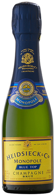 Heidsieck & Co. Monopole Blue Top Brut NV 20cl