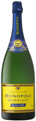 Heidsieck & Co. Monopole Blue Top Brut NV Magnum (1.5 ltr)