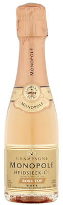 Heidsieck & Co. Monopole Rose Top Brut NV 20cl