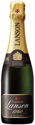 Lanson Black Label Brut NV 37.5cl (half bottle)