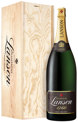 Lanson Black Label Brut NV Jeroboam (3 ltr)