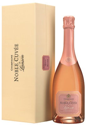 Lanson Noble Cuvee Rose NV 75cl