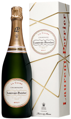Laurent-Perrier La Cuvee NV 75cl in L-P Box