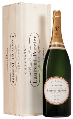 Laurent-Perrier La Cuvee NV Jeroboam (3 ltr)