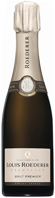 Louis Roederer Brut Premier NV 37.5cl (half bottle)