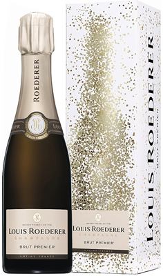 Louis Roederer Brut Premier NV 37.5cl in Gift Box (half bottle)