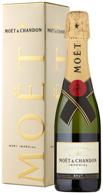 Moet & Chandon Impérial Brut NV 37.5cl in Gift Box (half bottle)