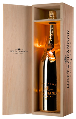 Moet & Chandon Impérial Brut NV Jeroboam (3 ltr) - Bright Night Edition