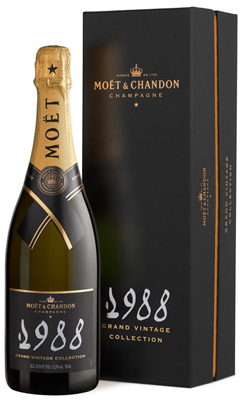 Moet & Chandon Grand Vintage Collection 1988 75cl