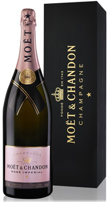 Moet & Chandon Rose Impérial NV Jeroboam (3 ltr)