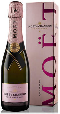 Moet & Chandon Rose Impérial NV 37.5cl in Gift Box (half bottle)