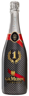 Mumm No.1 Night - Black 75cl