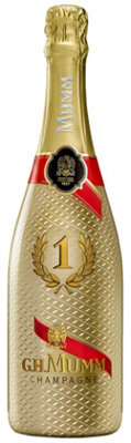 Mumm No.1 Night - Gold 75cl