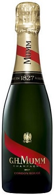 Mumm Cordon Rouge Brut NV 37.5cl (half bottle)