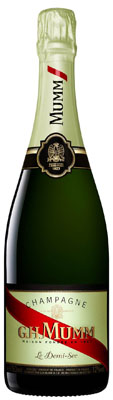 Mumm Demi-Sec NV 75cl