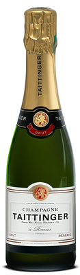 Taittinger Brut Reserve NV 37.5cl (half bottle)