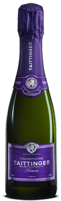 Taittinger Nocturne Sec NV 37.5cl (half bottle)