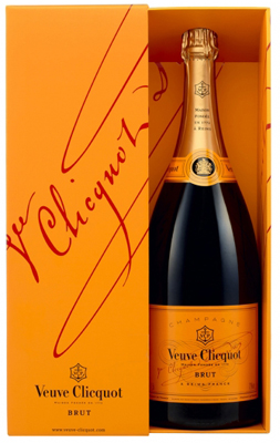 Veuve Clicquot Brut NV Magnum (1.5 ltr) in Veuve Box
