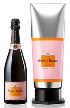 Veuve Clicquot Rose NV 75cl - Gouache Rosé
