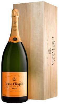 Veuve Clicquot Brut NV Methuselah (6 ltr)