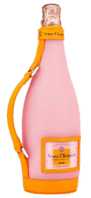 Veuve Clicquot Rose NV 75cl - Ice Jacket 4