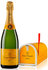 Veuve Clicquot Brut NV 75cl in Mailbox